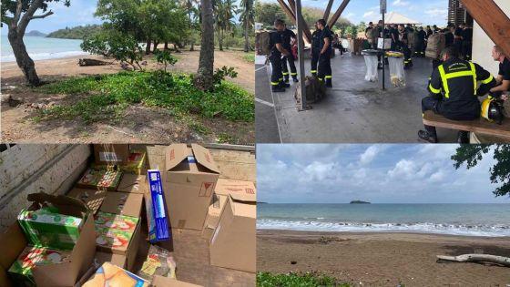 Météo : Belna s'intensifie en cyclone tropical, l'île Maurice pas affectée, Mayotte sur le qui-vive