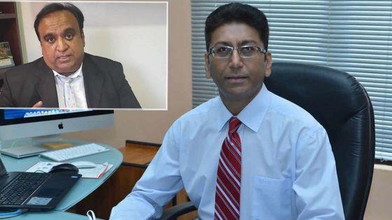 UoM : renouvellement du contrat de Dhanjay Jhurry, Rajen Narsinghen envisage de saisir la justice