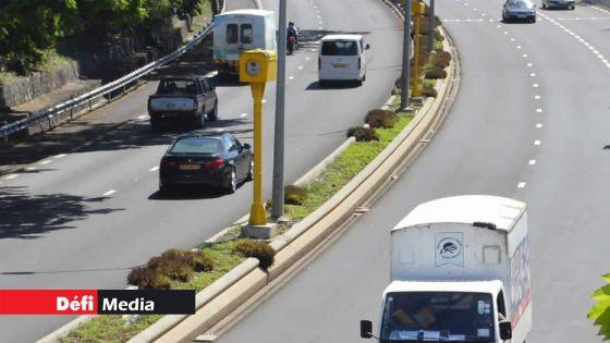 «Speed cameras» : 40 840 conducteurs verbalisés pour avoir dépassé la limite de vitesse, de juillet 2019 à juin 2020