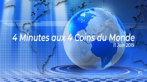4 Minutes aux 4 Coins du Monde : Grande-Bretagne, les dix prétendants pour remplacer la Première ministre démissionnaire, Theresa May