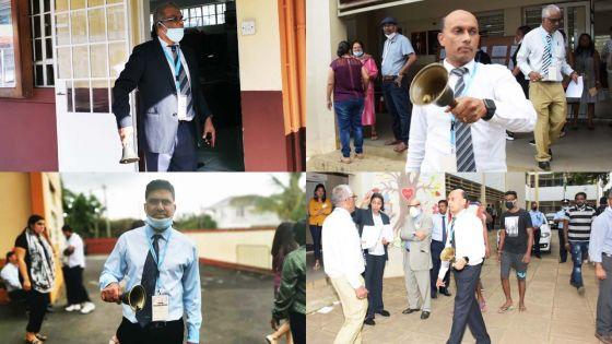 Élections villageoises 2020 :  les bureaux de vote ont fermé à 16 h