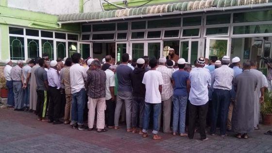 Mort de Mohammed Moosid Mohamed Hossen: le namaz janaza s'est déroulé cet après-midi