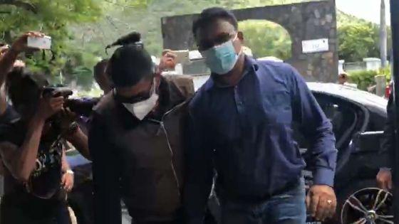 Troisième jour d'interrogatoire : Yogida Sawmynaden est arrivé aux Casernes centrales