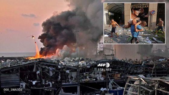 Liban : deux énormes explosions font 73 morts et des milliers de blessés