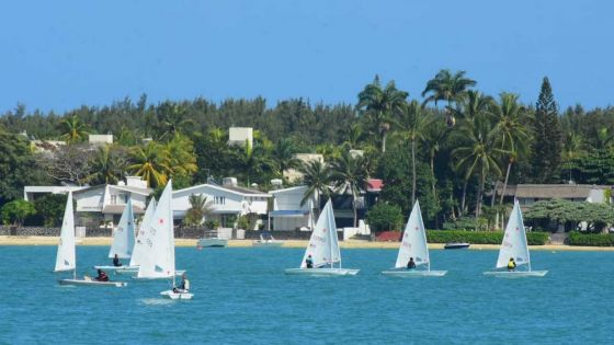 JIOI - Voile : le programme des compétitions chamboulé en raison du manque de vent