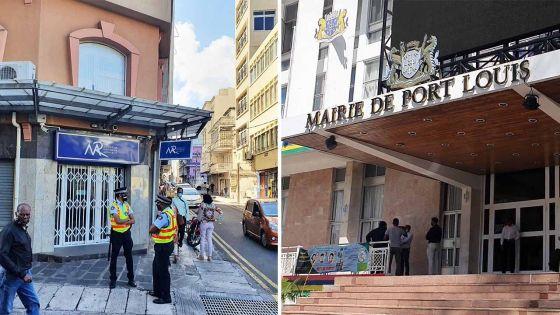 Double alerte à la bombe à Port-Louis : la MRA et la mairie ciblées, le personnel évacué