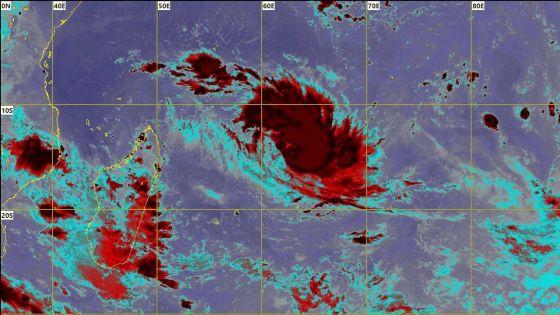 Météo : la tempête tropicale modérée baptisée Joaninha