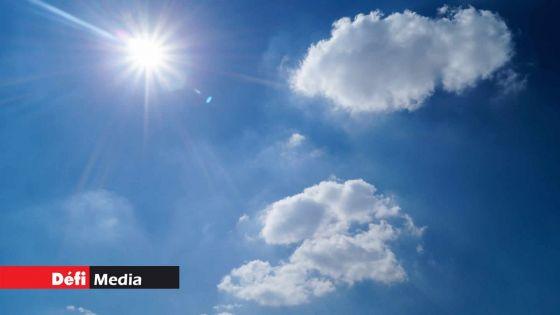 Météo : entre 31 et 34 degrés Celsius dans certaines régions ce jeudi