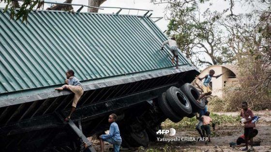 Cyclone Idai : Maurice fait un don de Rs 9 millions au Mozambique et au Zimbabwe