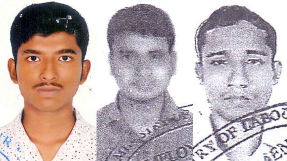 Trois Bangladais portés manquants, la police lance un appel à témoins