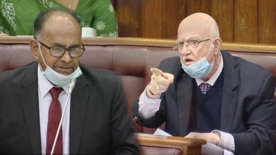 Examen des dotations budgétaires : Bhagwan demande une réduction de Rs 10 du salaire de Ganoo