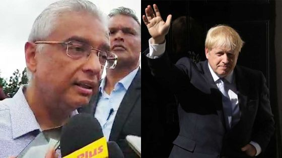 UK-Africa Investment Summit : Pravind Jugnauth répond présent à l'invitation de Boris Johnson