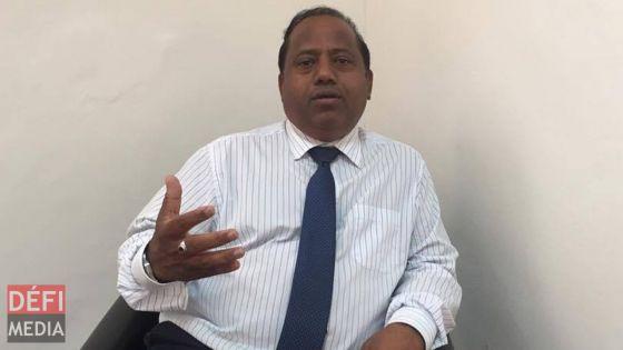 Sudesh Rughoobur démissionne du MSM et sera candidat au no 6 sous le RSM