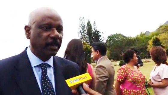 Joe Lesjongard, nouveau ministre du Tourisme : «Il y a des défis à relever, le travail commence »