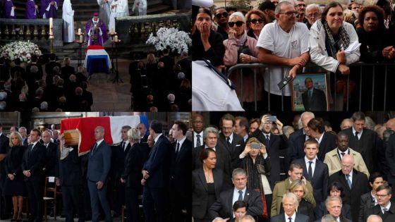 France: dernier hommage à Jacques Chirac en présence de nombreux dirigeants étrangers