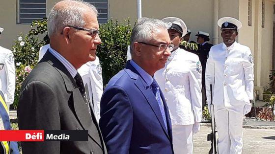 Rodrigues : « L'aéroport de Plaine-Corail sera prêt en fin 2023 », annonce Pravind Jugnauth