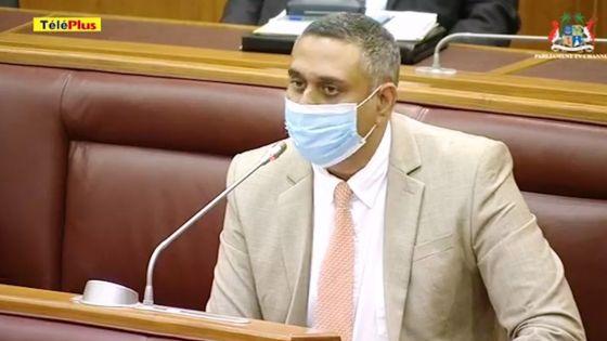 Après un commentaire sur Facebook : le PPS Anjiv Ramdhany consigne une « precautionary measure » contre un internaute