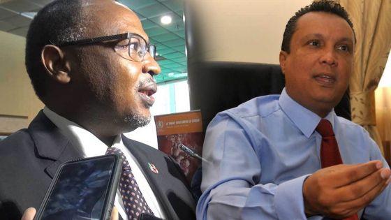 «Ce n'est pas le rôle d'un représentant de l'OMS de critiquer ou de commenter la posture politique de l'opposition à l'île Maurice», affirme Assirvaden