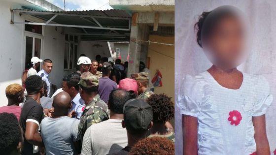 Cité Ste-Catherine : Christabelle, 10 ans, retrouvée chez un habitant de la localité ; l'homme arrêté
