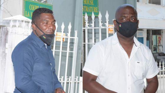 Échauffourées devant le tribunal de Mahébourg : Josué et Jonathan Dardenne de nouveau devant la justice