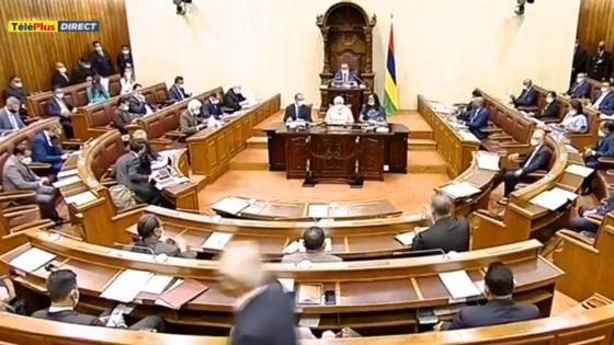 Parlement : suivez les débats sur le budget supplémentaire de Rs 57, 1 millions et le Finance Bill