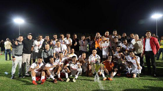 FMSC/Premier League mauricienne : cette équipe jouera chez l'élite la saison prochaine