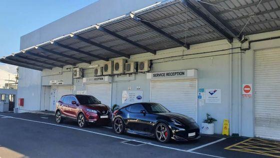 ABC Motors : premiers tests PCR négatifs pour l'effectif du garage de Phoenix