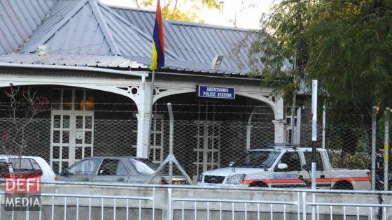 Un revolver et quatre balles volés au poste de police d'Abercrombie