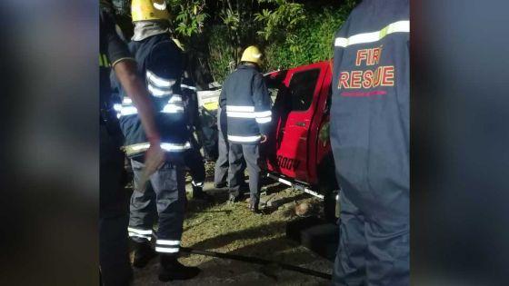 Vallée-des-Prêtres : un jeune conducteur meurt dans un accident