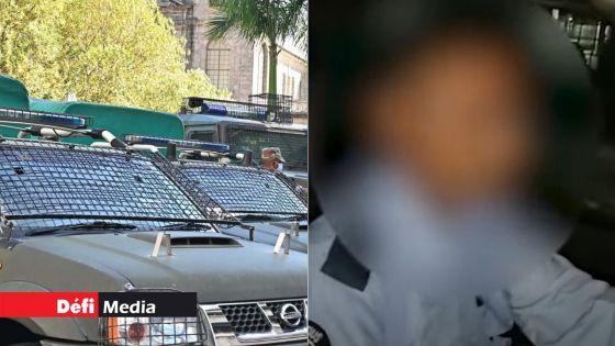 Impliqué dans un accident : un constable refuse de se soumettre à un alcootest, il est transféré à la SMF
