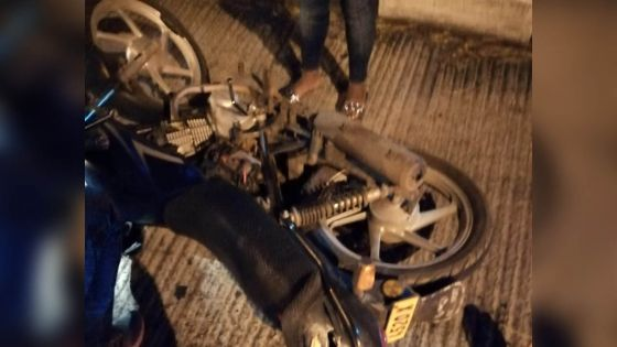 Accident à hauteur de Pailles : un motocycliste retrouvé inconscient sur la route