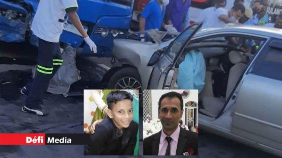 Fin tragique pour Zaid et Ridwan Rohoman : Les rêves inachevés d'un père pour son fils