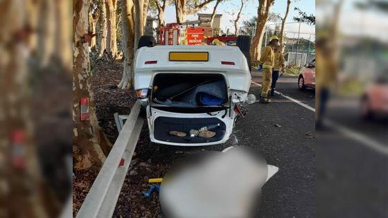 Accident fatal à Rivière-des-Anguilles