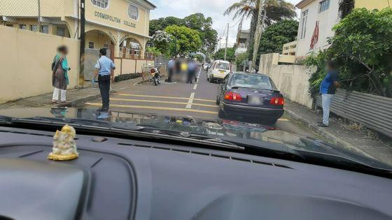 Plaine-des-Papayes : un motocycliste de 71 ans tué dans un accident