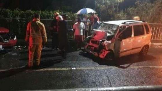 Accident à L'Amitié : un mort et plusieurs blessés, selon un premier constat