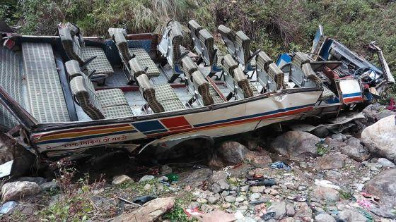 Inde : 48 morts dans un accident de car