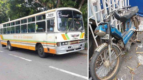 Trois-Boutiques : un motocycliste tué dans un accident de la route