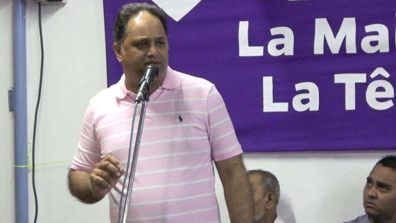 Adil Ameer Meeah : «Totalement faux de dire que nous négocions une alliance avec le MSM»