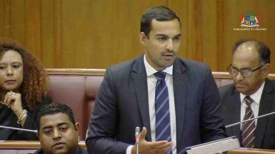 Projet de loi sur la réforme électorale : suivez l'intervention d' Adrien Duval