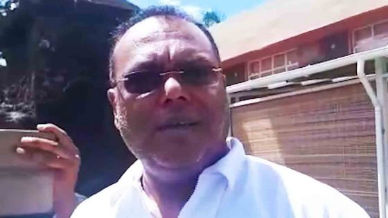 Attentat à la pudeur allégué : des débats prévus sur la motion de Mohammad Faadil Choonee