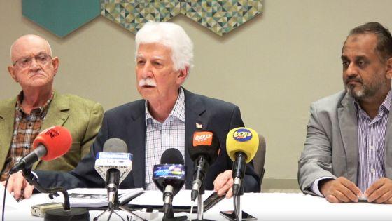 Centre de quarantaine à l'hôtel Voilà Bagatelle : un risque pour la population, selon Paul Bérenger