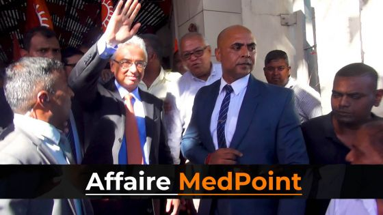 Verdict Affaire Medpoint : la page est tournée pour Pravind Jugnauth après 8 ans de bataille juridique.