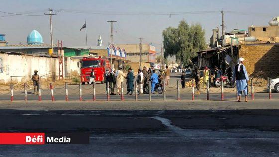 Afghanistan : au moins 33 morts dans un attentat-suicide à Kandahar, fief des talibans