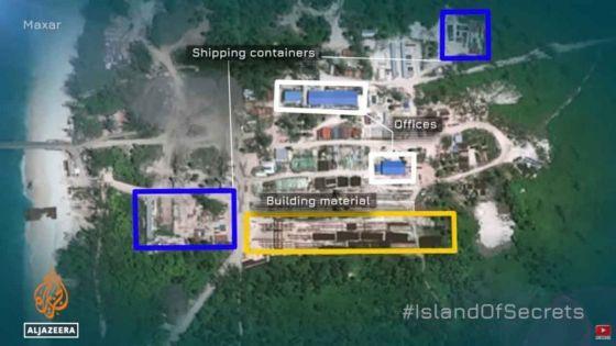 Des habitants d'Agalega craignent l'installation d'une base secrète de la marine indienne dans l'archipel