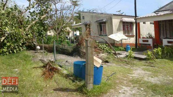 Retrouvé avec des blessures sur l'île du Sud à Agalega : un jeune homme transféré aux Seychelles
