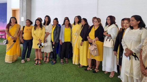 Les femmes du Reform Party prennent la défense de Roshi Bhadain