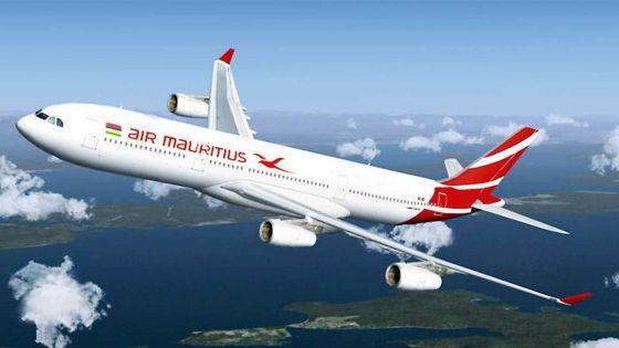 Air Mauritius : un vol spécial vers Beijing a décollé à 18h06