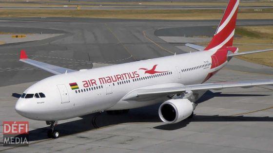 Coronavirus : Air Mauritius suspend ses vols sur la Chine