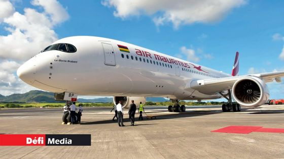 Air Mauritius : Marday Venketasamy Chairman du Board