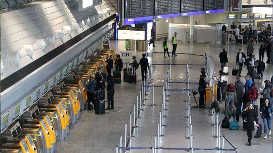 Intercepté à l'aéroport : un Béninois arrêté avec du cannabis valant Rs 3,1 M